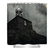 Hills With Eyes  Shower Curtain