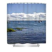 Hilo Bay Shower Curtain
