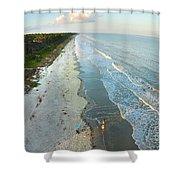 Hilton Head Island Beach Shower Curtain