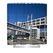 Hilton International Airport Hotel Melbourne Shower Curtain