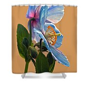 Himalayan Wonder Two Shower Curtain