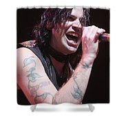 Hinder Shower Curtain