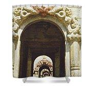 Hindu 3 By Jrr Shower Curtain
