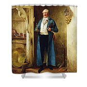 His Favourite Bin; And Testing Shower Curtain by Walter Dendy Sadler