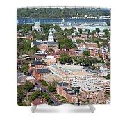 Historic Annapolis Maryland Shower Curtain