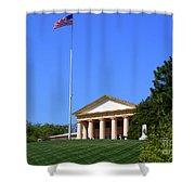 Historic Arlington House Shower Curtain