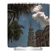 Historic Charleston Shower Curtain