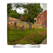 Historic Concord Shower Curtain