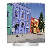 Historic Conyers Georgia Shower Curtain