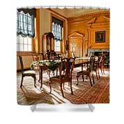 Historic Governor Council Chamber Shower Curtain