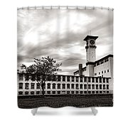 Historic Grundy Mills Shower Curtain