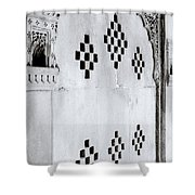 Symbol Of India Shower Curtain