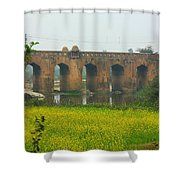 Historic Orchha Shower Curtain