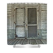 Historic Portal Shower Curtain
