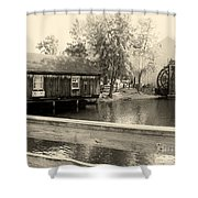 Historic Smithville Shower Curtain