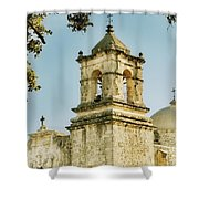 Historical Mission Shower Curtain