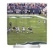 History Maker Shower Curtain by Brian Harig
