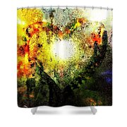 History Of My Heart Shower Curtain