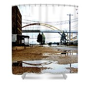 Hoan And Warehouse 2 Shower Curtain