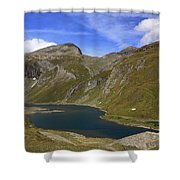 Hohe Tauern National Park Austria  Shower Curtain