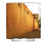 Hoi An Alley Shower Curtain