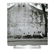 Hoi An Meeting Shower Curtain