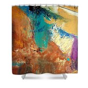 Hold On Until Tomorrow Shower Curtain