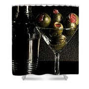 Hold The Booze Shower Curtain