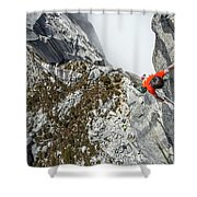 Hold The Swing Shower Curtain