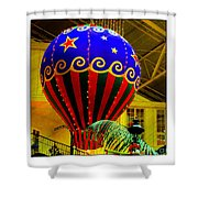 Holiday Delight Shower Curtain