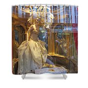 Holiday  Fantasy 6 Shower Curtain