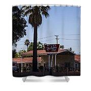 Holiday Inn Shower Curtain