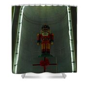 Holiday Lights 2012 Denver City And County Building Q3 Shower Curtain