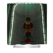Holiday Lights 2012 Denver City And County Building Q6 Shower Curtain