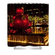 Holiday Peace Shower Curtain