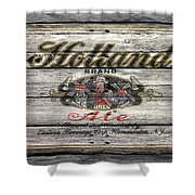 Holland Ale Shower Curtain