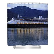 Holland America Volendam Shower Curtain