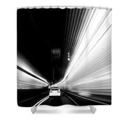 Holland Tunnel - Image 1696-01 Shower Curtain