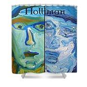 Holliman Shower Curtain