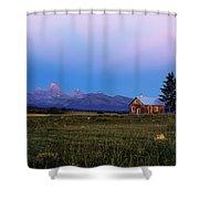 Hollingshead Ranch Shower Curtain