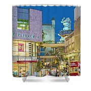 Hollywood And Highland Center Hoillywood Ca  Shower Curtain
