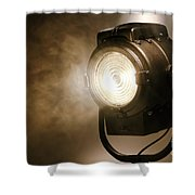 Hollywood Shower Curtain by Olivier Le Queinec