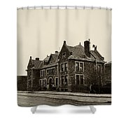 Holmesburg Prison Shower Curtain