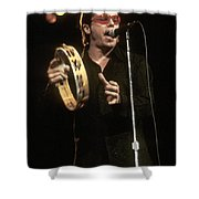 Holy Barbarians Shower Curtain