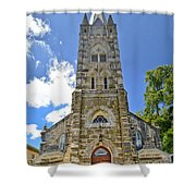 Holy Ghost Lutheran Church Shower Curtain