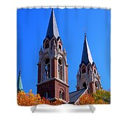 Holy Hill Shower Curtain