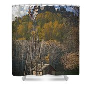 Holy Hill  Wisconsin Shower Curtain