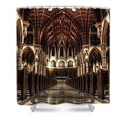 Holy Name Cathedral Shower Curtain