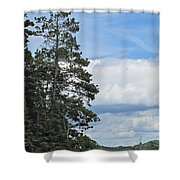 Home Country Shower Curtain