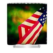 Home-land Shower Curtain